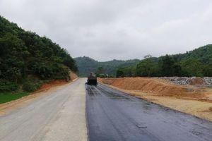 Cuối năm 2018, hoàn thành 3 dự án đường Hồ Chí Minh