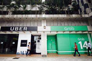 Uber kháng cáo phán quyết phạt 4,7 triệu USD vì mua lại Grab