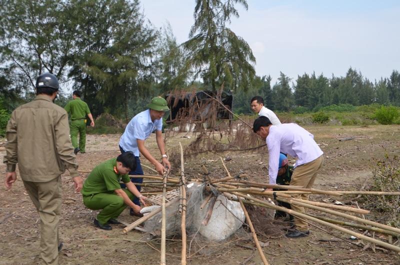Quảng Ninh: Kiểm lâm bị 3 đối tượng hành hung khi làm nhiệm vụ