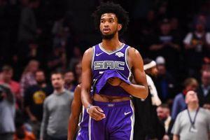 Chùm ảnh: Tiếp tục nếm mùi thất bại, Sacramento Kings ngậm ngùi giúp Denver Nuggets giữ vững ngôi đầu bảng