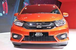 Honda Việt Nam ra mắt ô tô Brio cỡ nhỏ hạng A giá cạnh tranh