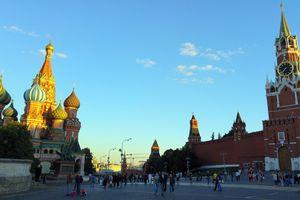 Điện Kremlin và Quảng trường Đỏ