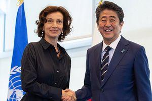 Tăng cường quan hệ đối tác chiến lược giữa Nhật Bản và UNESCO