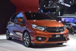 Tân binh Brio là điểm nhấn của hãng Honda tại Triển lãm ô tô Việt Nam 2018