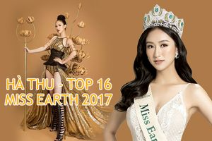 Á hậu Hà Thu nhắn nhủ Phương Khánh: 'Để chọn ra ngôi vị tại Miss Earth… không chỉ là các huy chương'