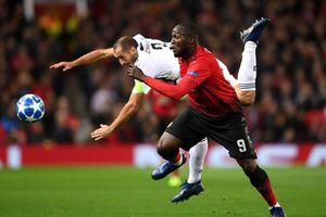 Mourinho lý giải việc Lukaku tịt ngòi 8 trận liên tiếp