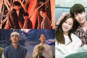 BXH diễn viên và phim Hàn 'hot' nhất tuần 3 tháng 10: '100 Days My Prince' của D.O. (EXO) và Nam Ji Hyun toàn thắng