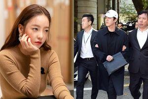 Toàn cảnh bạn trai Goo Hara (KARA) bị cảnh sát bắt giữ và trình diện tại Toàn án Seoul