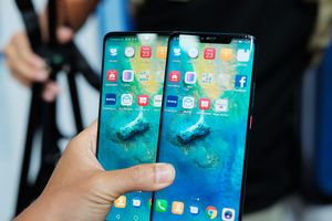 Huawei Mate 20 Series ra mắt với camera AI thông minh