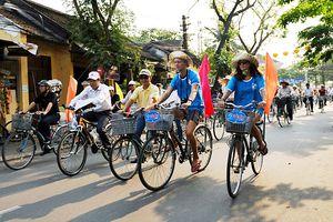 Xe đạp sẽ là phương tiện di chuyển chính tại Hội An