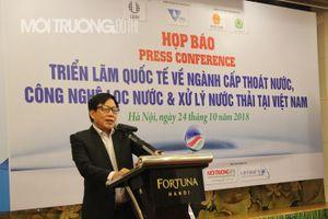 Triển lãm quốc tế về ngành cấp thoát nước tại Việt Nam