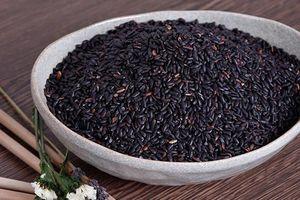 Gạo đen: Món quà tuyệt vời cho sức khỏe
