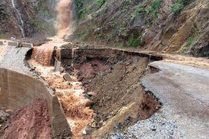 Cảnh giác nguy cơ lũ quét, sạt lở đất tiếp tục xảy ra ở vùng núi phía Bắc