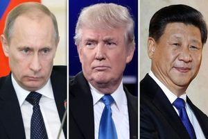 Rút Mỹ khỏi hiệp ước hạt nhân với Nga, ông Trump 'nắn gân' Trung Quốc