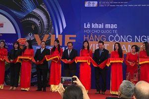 Hơn 250 doanh nghiệp tham gia Hội chợ quốc tế hàng công nghiệp Việt Nam 2018