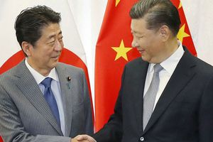 Mỹ đang khiến Trung Quốc và Nhật Bản xích lại gần nhau?