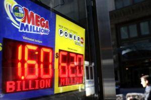 Một vé số trúng giải Mega 1,6 tỷ USD đã được bán ở Mỹ