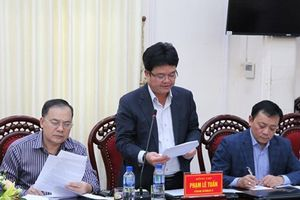 Đoàn giám sát của Hội đồng quản lý BHXH Việt Nam làm việc với UBND tỉnh