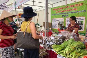 Thúc đẩy kết nối cung - cầu hàng hóa giữa Hà Nội và các địa phương