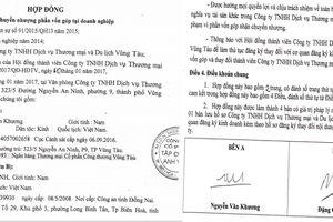 Tỉnh Bà Rịa - Vũng Tàu cần làm rõ hành vi trốn thuế
