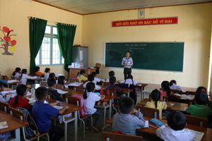 Đắk Nông: Khắc phục tình trạng thiếu giáo viên theo kiểu… cầm cự