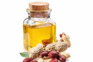 Dùng nhiều dầu đậu phộng hơn để tận hưởng các lợi ích này