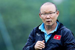 HLV Park Hang Seo lo ngại trước những tiêu cực tại AFF Cup