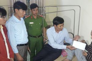 Hà Nam: Công an phường Thanh Châu kịp thời cứu giúp cụ ông bị ngất xỉu đột ngột