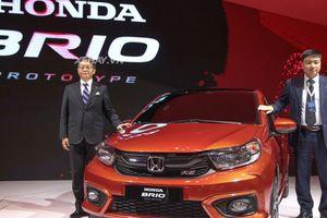 Honda Brio 2018 ra mắt đầy ấn tượng, 'đe dọa' Hyundai Grand i10
