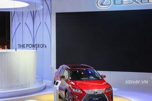 'Mục sở thị' Lexus RX 350L 7 chỗ có giá 4,090 tỷ VNĐ đang trưng bày tại VMS 2018