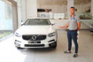 Tìm hiểu Volvo V90 Cross Country giá 3,09 tỷ tại Việt Nam