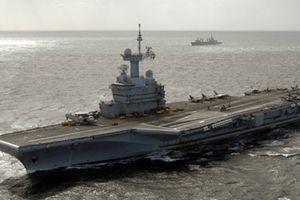 Pháp chế tạo 'căn cứ quân sự trên biển' thay thế Charles de Gaulle