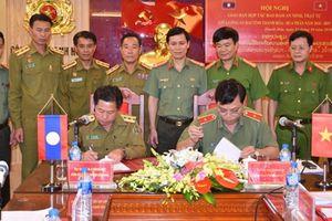 Công an Thanh Hóa – Hủa Phăn (Lào) hợp tác bảo vệ ANTT