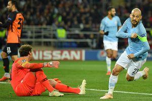 Đè bẹp Shakhtar Donetsk, Man City vươn lên dẫn đầu bảng F