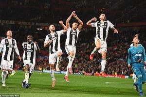 Bảng xếp hạng Champions League 2018/2019: Juventus = MU + 5