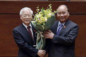 Truyền thông Nhật Bản đăng tin về tân Chủ tịch nước Nguyễn Phú Trọng