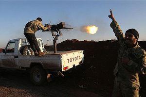 Syria triển khai thêm nhiều vũ khí hạng nặng chuẩn bị chiến dịch ở Idlib