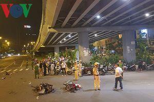 Bắt tạm giam người lái xe BMW gây ra vụ tai nạn kinh hoàng tại TPHCM