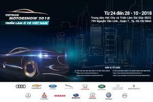 Chính thức khai màn Vietnam Motor Show 2018