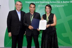 Cricket One gọi vốn thành công ở chương trình doanh nhân xã hội trẻ (YSE) 2018
