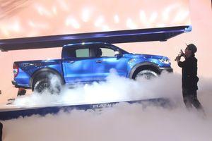 Xe bán tải mới nhất của Ford ở Việt Nam có gì đặc biệt?
