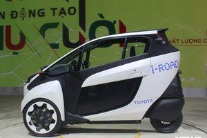 Mẫu concept sẽ thay thế xe máy trong tương lai của Toyota