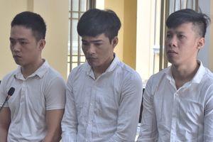 22 năm tù cho 3 kẻ mua bán ma túy ở Quảng Nam