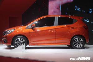 Cận cảnh mẫu ô tô siêu rẻ của Honda đổ bộ Việt Nam dịp cuối năm