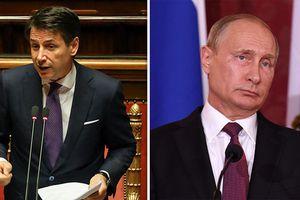 Nga - Italia đẩy mạnh hợp tác song phương