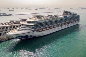 Năm 2018, cảng biển Việt Nam ước đón 493 chuyến hải trình bằng du thuyền