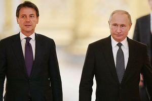 Nga – Italy có đủ sức phá rào thế trừng phạt của EU?