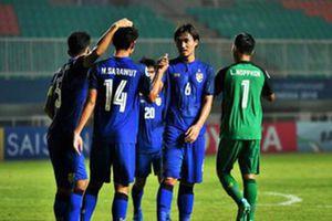 U19 Thái Lan liệu có lách qua cửa hẹp tiếp bước Indonesia bước vào Tứ kết U19 Châu Á?