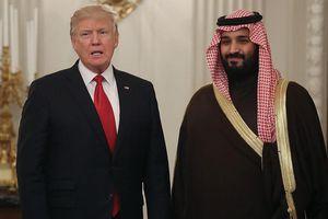 Tổng thống Trump: Thái tử Saudi Arabia phải chịu trách nhiệm vụ nhà báo bị sát hại
