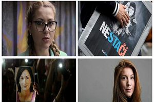 7 nhà báo bị sát hại ở châu Âu đang điều tra tham nhũng